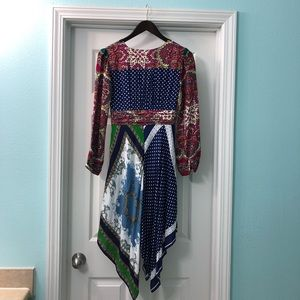 Anthropologie Dresses - BNWT Anthropologie Istanbul Wrap Dress 0P